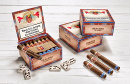aromatische Parcero Zigarren
