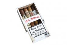 Alec Bradley Zigarrensampler Short Robusto, 4er