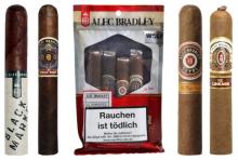 Alec Bradley Zigarren Robusto Freshpack, 4er